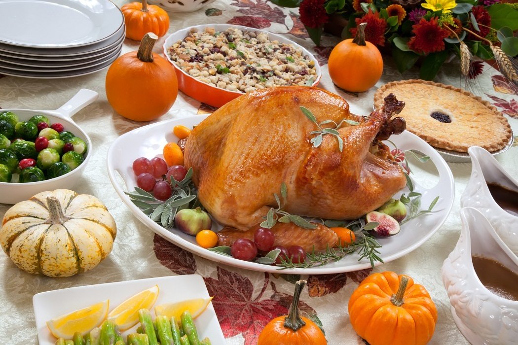 How to have a healthier thanksgiving nicole korodetz How to set a thanksgiving dinner table