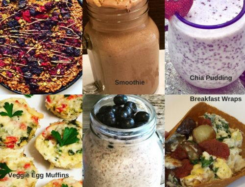 My 6 Favourite On-The-Go Breakfasts!